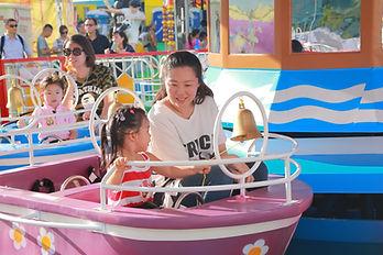 荔園叮叮船 Lai Yuen Super Summer 2015 Ding Ding Boat