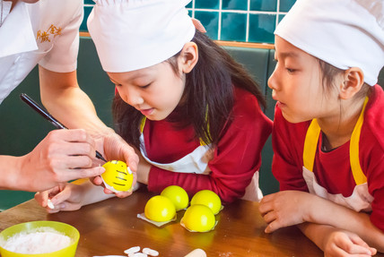 荔園﹒流金歲月創意點心班 Lai Yuen Cuisine 1949 Cooking Class