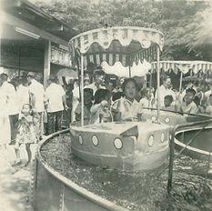 荔園舊叮叮船 Lai Yuen Old Ding Ding Boat