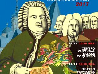 Ensamble de Cuerdas y Flautas ofrecerá interesante programa musical en Coquimbo y La Serena