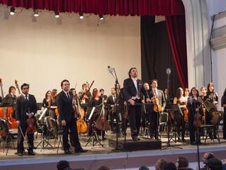 Orquesta Sinfónica Universidad de La Serena conquista a los asistentes con exitoso Concierto de Temp