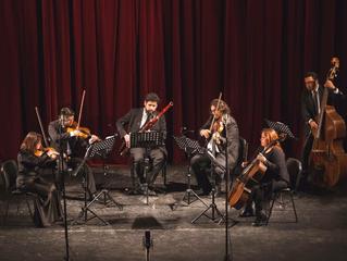 Tercer concierto de cámara de la Orquesta Sinfónica Universidad de La Serena cautivó al público de A