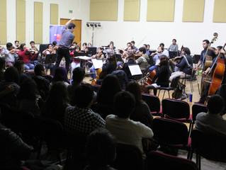 Con concierto y charla magistral, Orquesta Sinfónica Universidad de La Serena da la bienvenida a est
