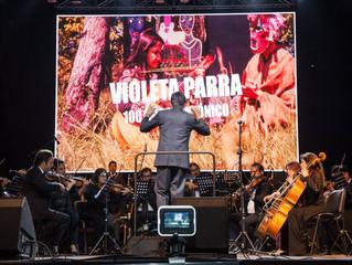 Miles de personas disfrutaron de la primera noche del Festival ARC 2017 junto a la Orquesta Sinfónic