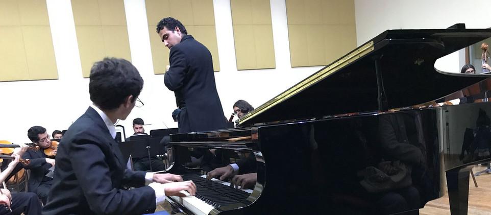 Sala Mecesup - Depto. de Música Universidad de La Serena