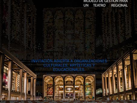 #TeatroIVRegionAhora Coloquio de Artistas