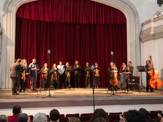 Orquesta Sinfónica se une a las actividades del Día de la Música Chilena con sublime concierto de cá