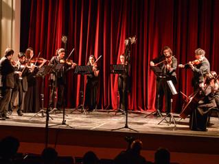 Habitantes de Coquimbo y La Serena disfrutaron de obras clásicas y barrocas en IV Concierto de Músic