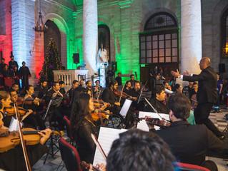 'Navidad de las Culturas' cautivó a las familias con hermosos villancicos del mundo
