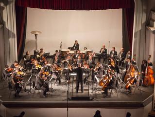 Cientos de asistentes disfrutaron de una nueva sonoridad de la sinfonía de las culturas