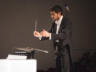 Helmuth Reichel arriba a la región para dirigir inspirador y emotivo concierto de la orquesta region