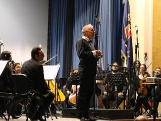 'Alegría & Júbilo' marcó primer concierto de la orquesta regional