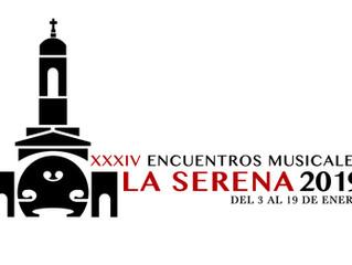 XXXIV Encuentros Musicales de La Serena se tomará la ciudad durante el mes de enero