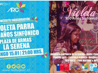 Orquesta Sinfónica Universidad de La Serena inaugurará primera noche del Festival ARC 2017