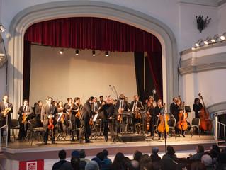 Orquesta Sinfónica Universidad de La Serena protagoniza multitudinario concierto en Ovalle y La Sere