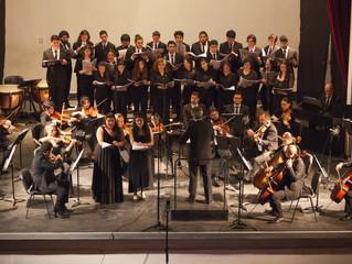 Concierto'Bella Italia' se impone ante los asistentes con un efervescente repertorio