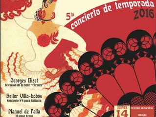 Orquesta Sinfónica Universidad de La Serena prepara su V Concierto de Temporada en Elqui y Limarí