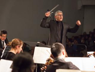 Orquesta Sinfónica Universidad de La Serena conmueve a la concurrencia con alucinante interpretación