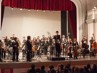 Orquesta Sinfónica Universidad de La Serena culmina un exitoso primer semestre de conciertos en la r