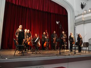Ensamble de la Orquesta Sinfónica Universidad de La Serena presentará programa musical en la Provinc
