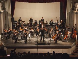 Concierto aniversario 'Aires de España' celebró un nuevo cumpleaños de La Serena