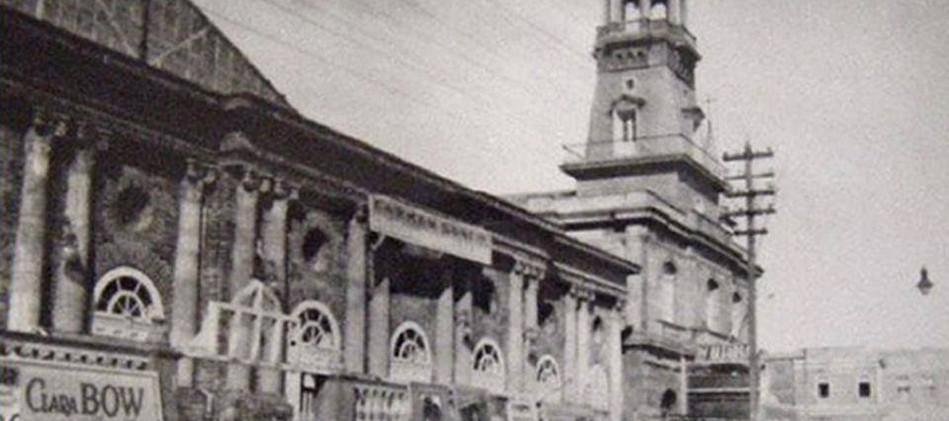 Fachada Teatro Serena
