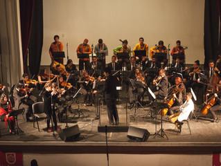 Asistentes destacaron emotivo homenaje ofrecido a Violeta Parra y LuisAdvis en concierto 'Canto par