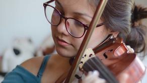 Instituto Italiano de Cultura regala dos becas de estudio a jóvenes violinistas