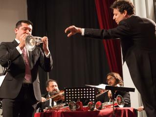 Destacado trompetista Francisco 'Pacho' Flores imparte charla y clase magistral en La Serena