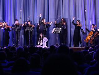 'Las Cuatro Estaciones' de Vivaldi fue revivida por la orquesta regional con interesante propuesta a