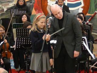 Orquesta Sinfónica Universidad de La Serena realizará II Ciclo de Conciertos Educacionales en la con