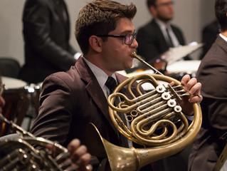 Nicolás Rauss retorna a la región para dirigir tercer concierto de la Orquesta Sinfónica Universidad