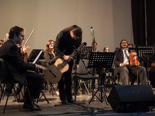 Orquesta Sinfónica Universidad de La Serena protagoniza exitoso concierto iberoamericano en la regió