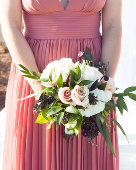 Pink + Flowers_-_#firstandlasts #wedding