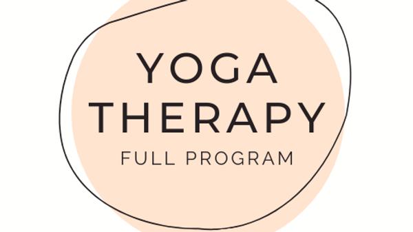 Yoga Therapy Full Program