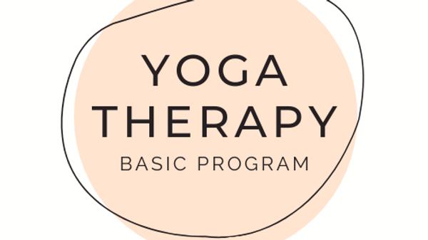 Yoga Therapy Basic Program