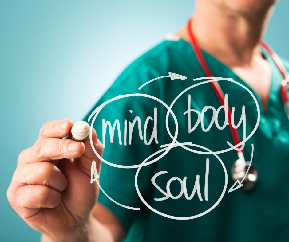 holistic doctor medicine mind body soul systemic health wellness