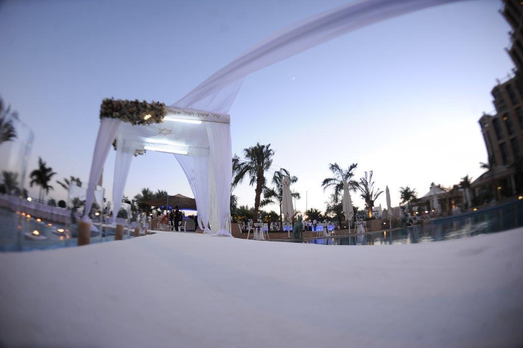 Mariage à Eilat