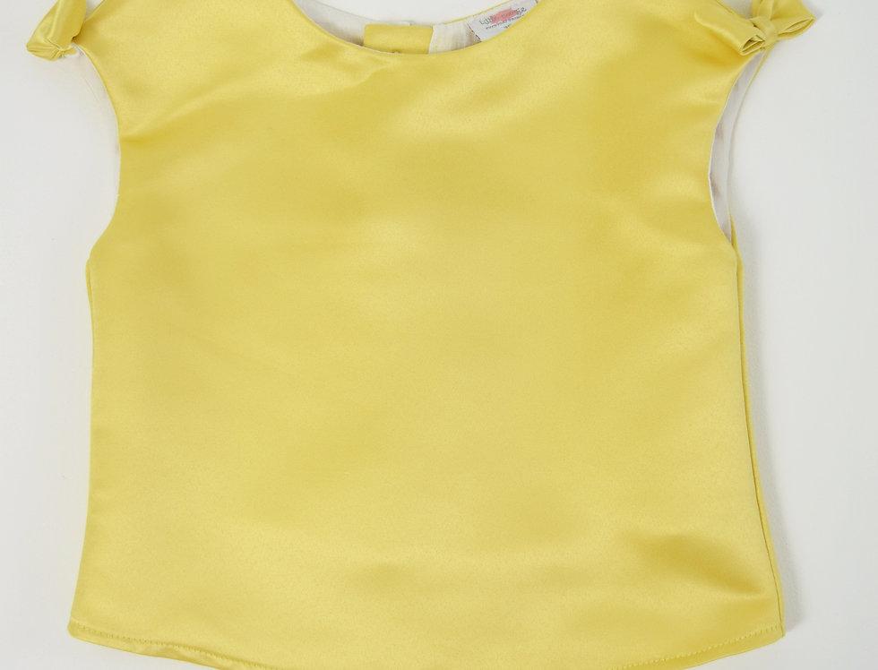 Yen Yen blouse - light yellow
