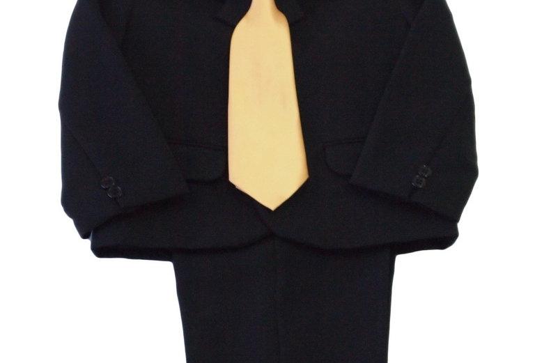 (Suit) TH100 Black-Gold