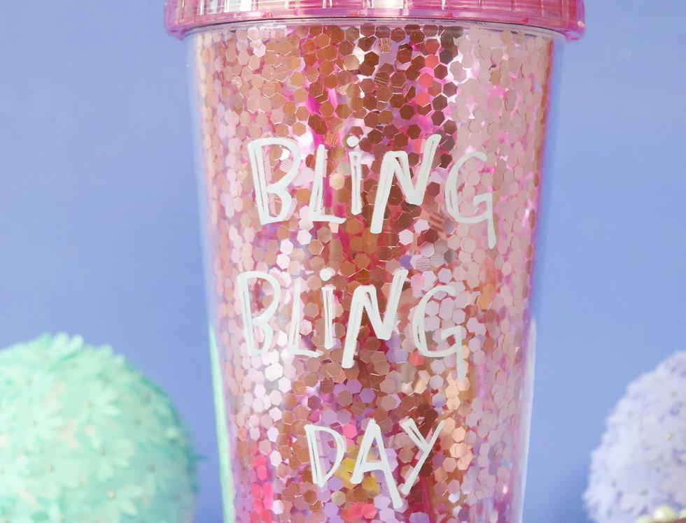 Fancy Acrylic Glass -Blink-Pink