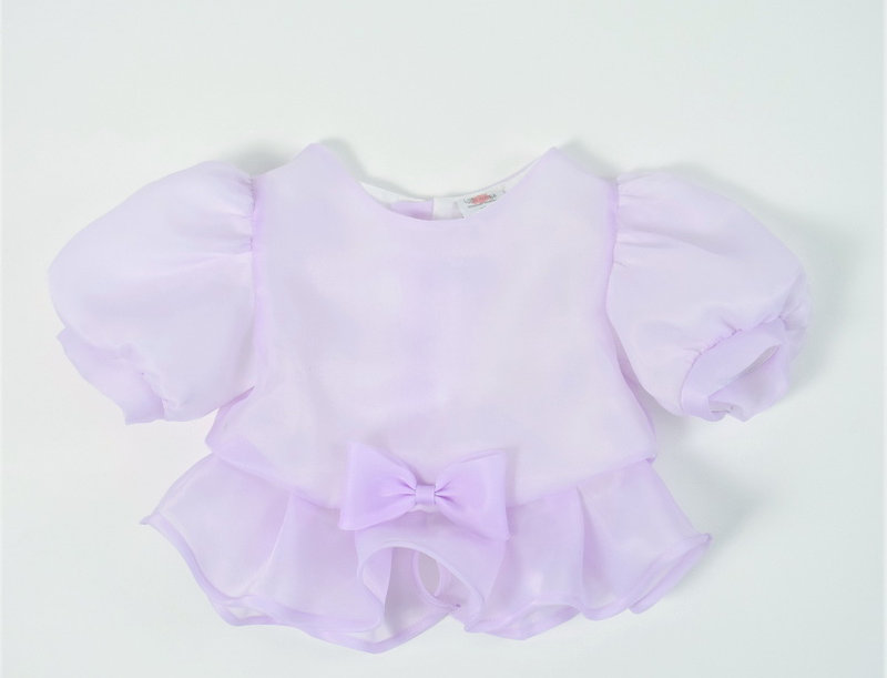 metta blouse - lilac