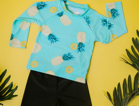 SW-009 Pineapple -Mint
