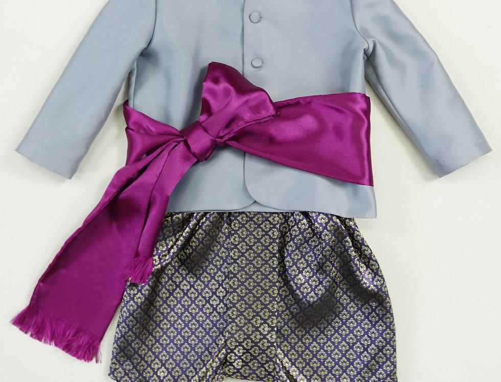 Tan Mhuen Grey-purple