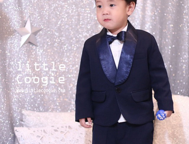 (suit) TH-013 Navy Blue