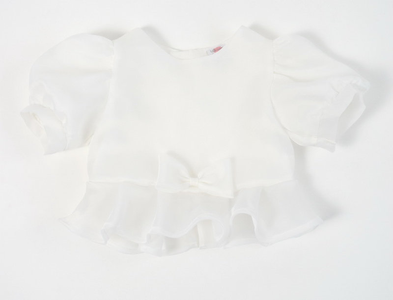 metta blouse - white