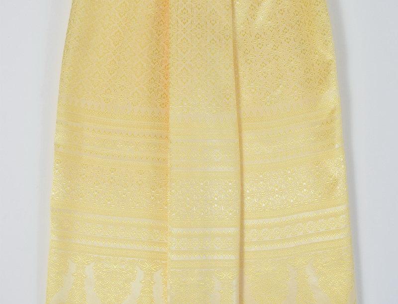 Sarong - yellow