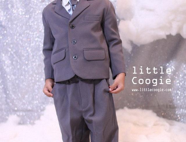 (Suit) TH100 Grey- Grey