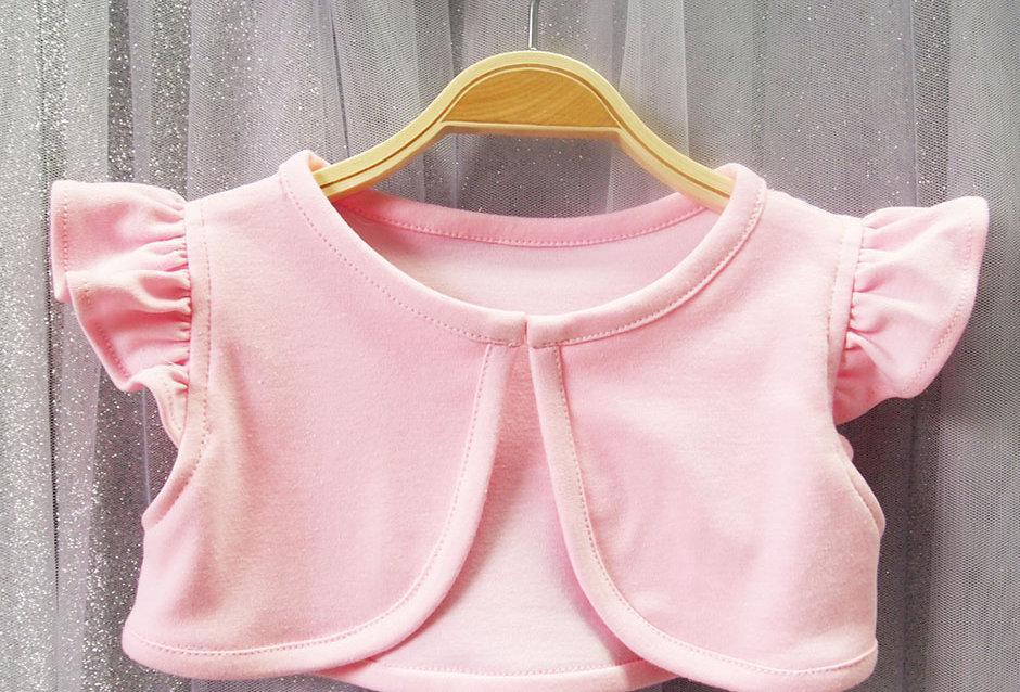 cardigan-01 Pink