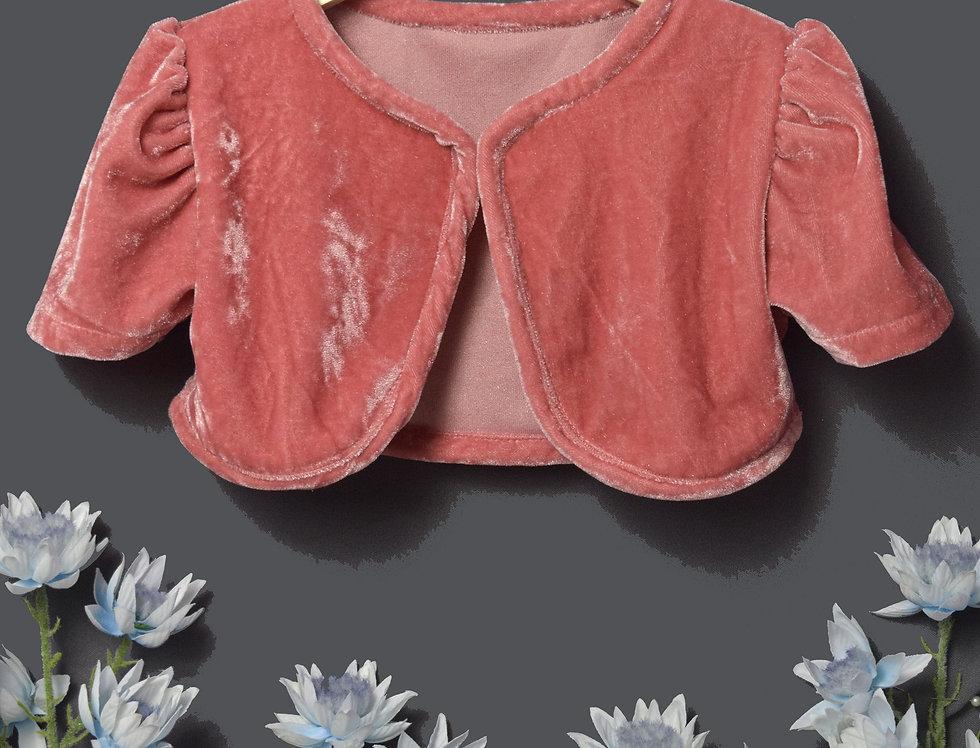 cardigan-03 Pink Velvet